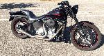 HARLEY DAVIDSON 1450 NIGHT TRAIN - FXSTB