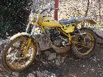 OSSA TRIAL YELLOW 350