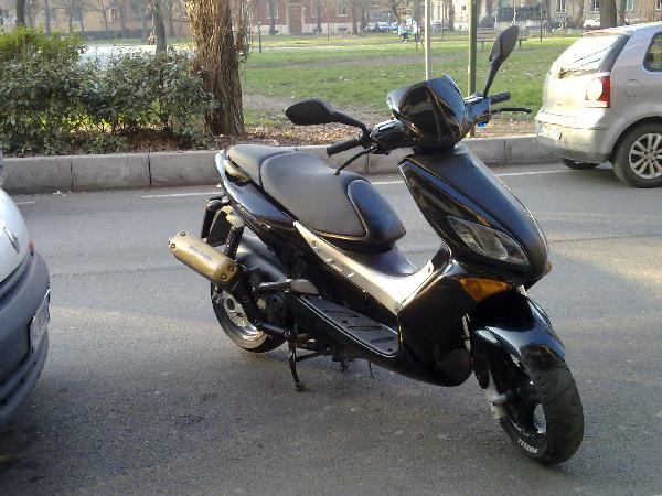 Yamaha maxster 125 moto e scooter nuovi ed usati for Moto usate in regalo